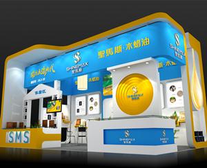 当圣马斯木蜡油邂逅广州建博会,将会带来哪些涂装佳音?